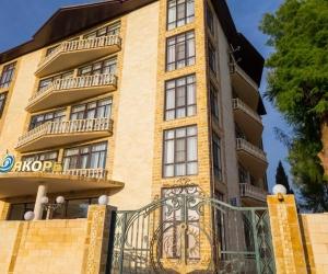 Золотой Якорь отель