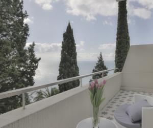 Standart Terrace/Стандарт с террасой (Sea view)