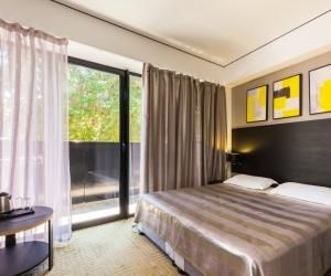 2-местный 1-комнатный «Стандарт» с балконом, с доп. местом, Морская сторона