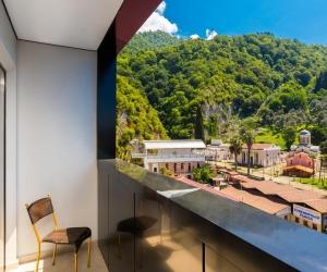 2-местный 1-комнатный «Студио» с балконом, с доп. местом