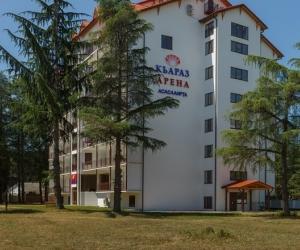 Киараз Арена гостиничный комплекс