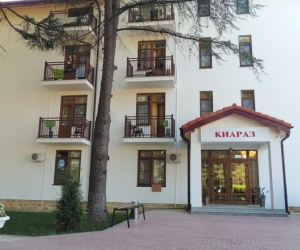 Киараз Старт гостиничный комплекс
