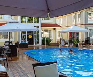 Maxx Hotel отель