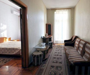 2-х местный 2-х комнатный полулюкс
