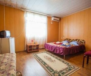 3-х местный 1-комнатный в Коттедже на пляже
