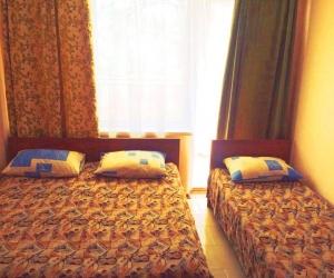 4-х местный 1-комнатный номер в Корпусе
