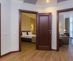 3-местный 2-комнатный Люкс Корпус Мини